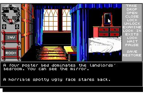 Personal Nightmare Download (1989 Role playing Game)