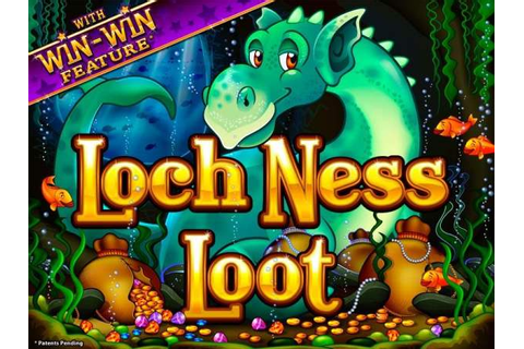 Loch Ness Loot RTG Slot | Play This Video Casino Game Now