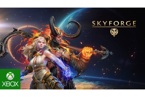 Skyforge - Announcement Trailer - YouTube