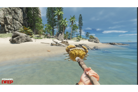Stranded Deep Steam Discovery