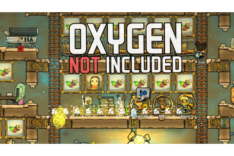 Oxygen Not Included - Ep. 10 - Mush Bar Diarrhea! - Let's ...
