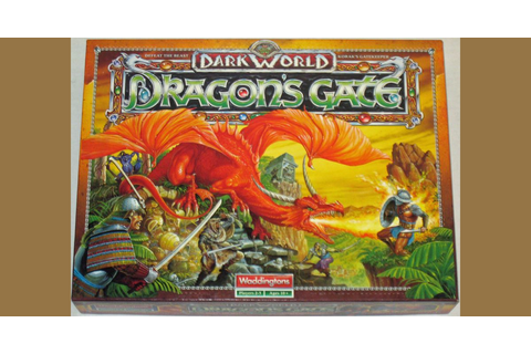 Dark World: Dragon's Gate | Board Game | BoardGameGeek