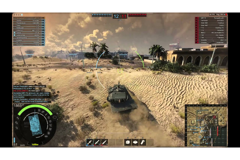 Armored Warfare MBT 70 gameplay - YouTube