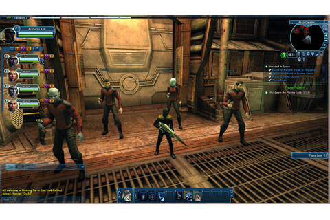 Star Trek Online Open Beta LiveBlog Bonanza Part 3 « Ark's Ark
