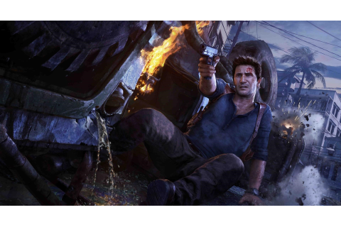 Uncharted 4 A Thiefs End, HD Games, 4k Wallpapers, Images ...