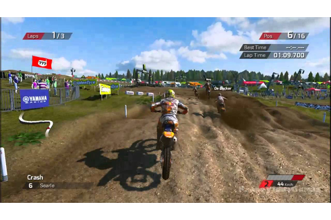 MXGP - The Official Motocross Videogame Gameplay (PC HD ...