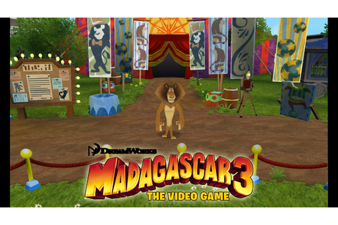 Madagascar 3: The Video Game | Citra Emulator (CPU JIT ...
