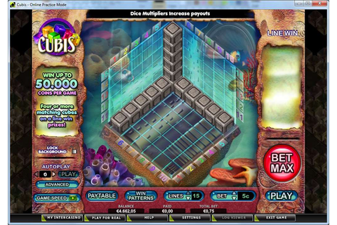 Cubis Slot review from Cryptologic