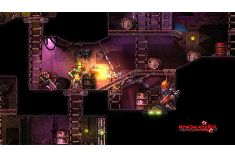 SteamWorld Heist: The Outsider PC Game Free Download