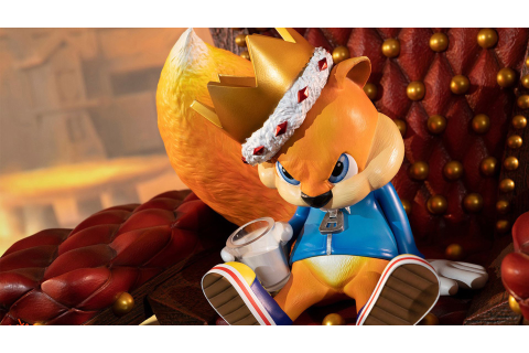 "Conker's Bad Fur Day creator states it was ""inevitable ..."