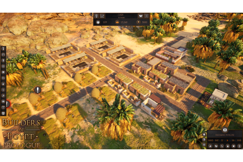 Builders of Egypt: Prologue on Steam