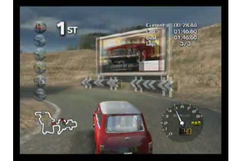Classic British Motor Racing - Wii Track 1 (Scottish ...