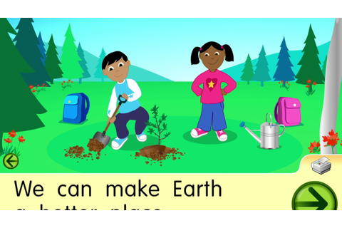 Starfall 😛 earth day game 😃 games for kids 🌍 - YouTube