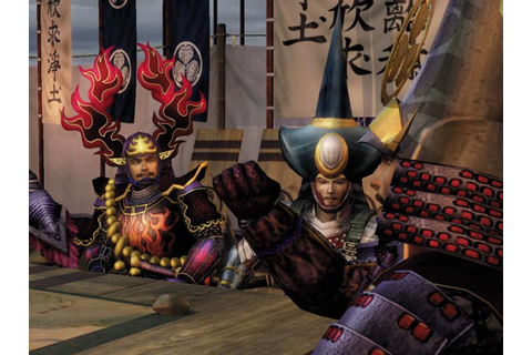 Kessen (PS2) | The games we play (PS2) | Pinterest
