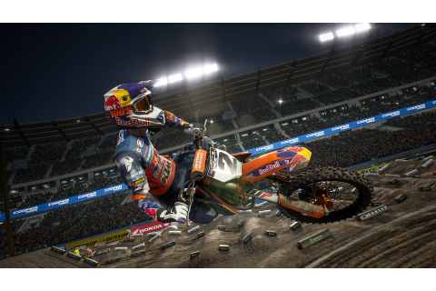 Monster Energy Supercross - The Official Videogame 3 - Annual