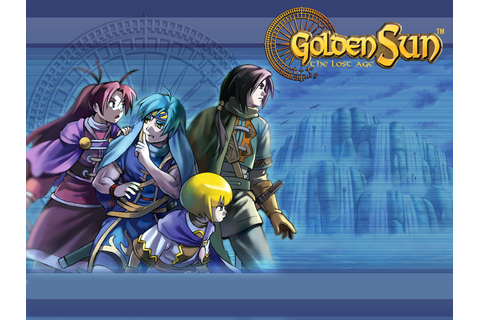 Golden Sun: L'âge Perdu Game Boy Advance Wallpapers, fonds ...