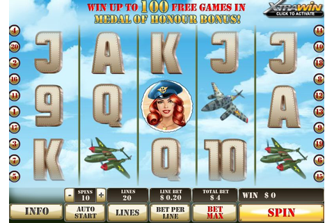 Wings of Gold War-Themed Online Slot from Playtech