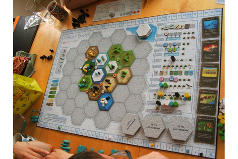 Dominant Species | Image | BoardGameGeek