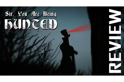 Sir, You Are Being Hunted [Er, English Robot Survival Game ...