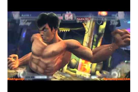 Top 5 Bruce Lee Video Game Characters - YouTube