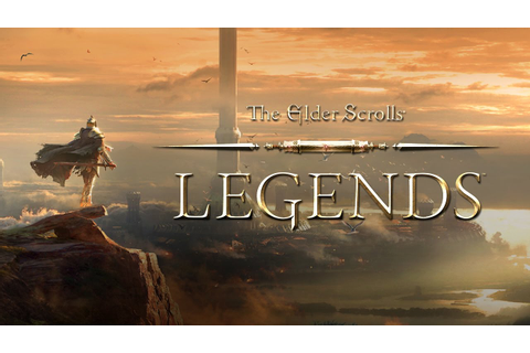 Bethesda's 'The Elder Scrolls: Legends' CCG Is Out ...