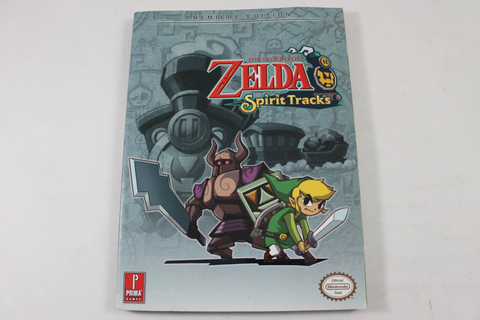 The Legend of Zelda: Spirit Tracks Premiere Edition Guide ...