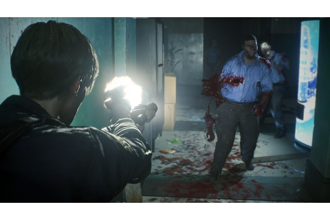 Resident Evil 2 Remake Zombies Have The Same Feel Of The ...