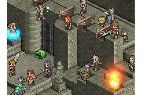 Review: Mercenaries Saga Chronicles (Nintendo Switch ...