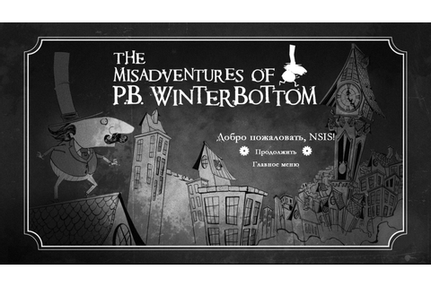 The Misadventures Of P.B. Winterbottom Pc Game - Download ...