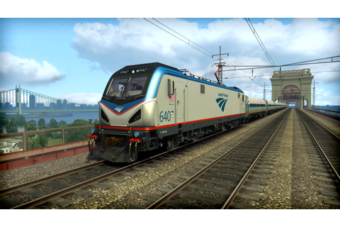 Train Simulator 2015 [Online Game Code]