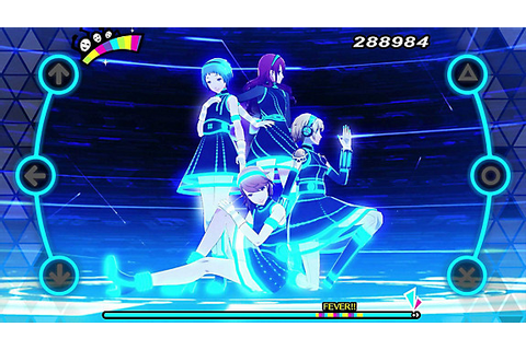 Persona 3: Dancing in Moonlight Game | PS4 - PlayStation