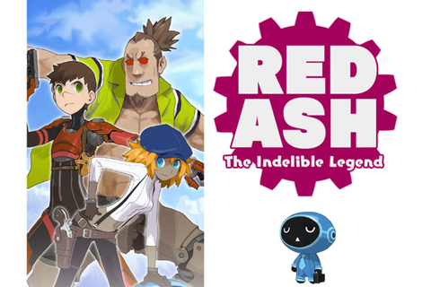 RED ASH - The Indelible Legend by comcept USA, LLC ...