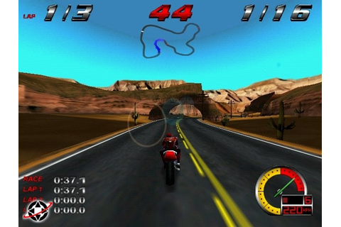 Redline Racer Screenshots, Pictures, Wallpapers - PC - IGN