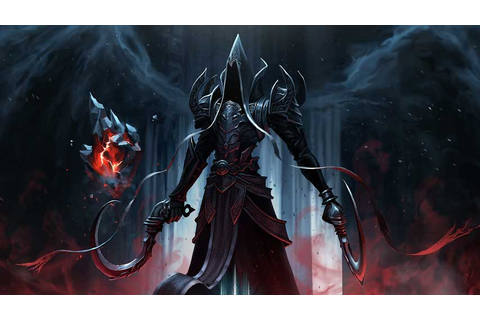Diablo 3 seasons and ladder systems coming in first Reaper ...
