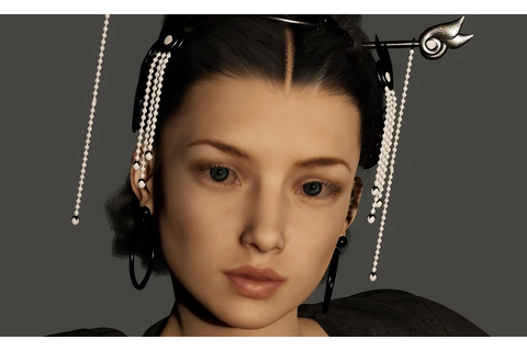 Mirage Game Coming to Steam - Creating A Face Tutorial for ...
