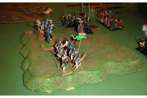 Napoleonic Wargaming Society: First Baroque Game in the ...