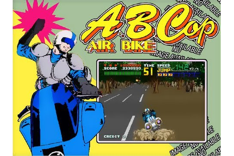 A.B. Cop Air Bike (Arcade) - YouTube
