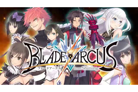 BLADE ARCUS from Shining (trailer) - YouTube