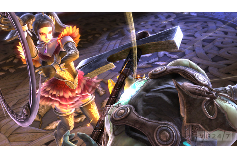 Quick Shots: Soul Calibur V in-game shots and character ...