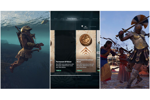 10 Annoying Things About The New Assassin's Creed Games