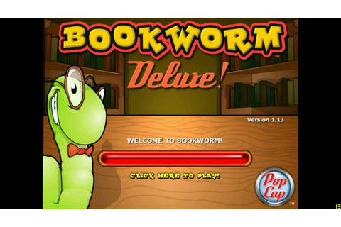 Bookworm Deluxe! - YouTube