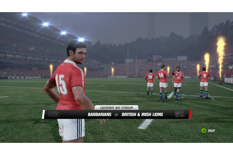 Rugby Challenge 2 - Full Version Game Download - PcGameFreeTop