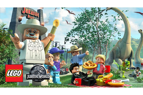 LEGO Jurassic World Heading To European eShop On Nintendo ...