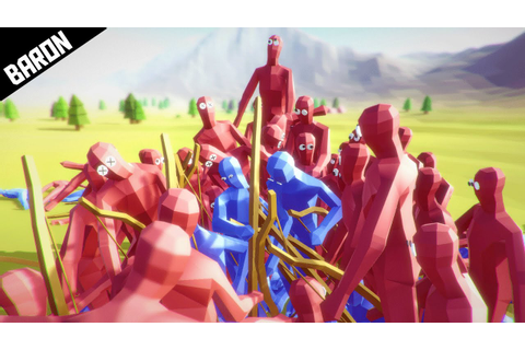 Most FUN GAME Ever! - Totally Accurate Battle Simulator ...