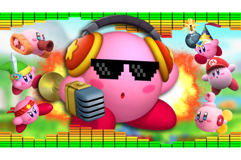 Kirby's Adventure In Trapland - YouTube