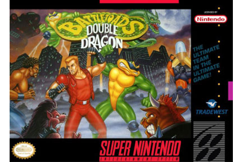 Battletoads - Double Dragon - The Ultimate Team (Snes ...