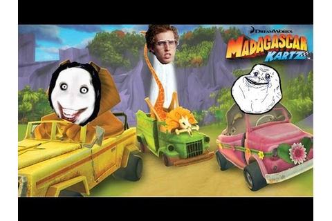 Madagascar Kartz w/ Jack | GAME OF THE YEAR - YouTube