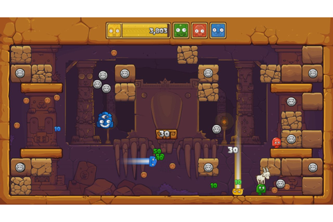 Toto Temple Deluxe (Wii U eShop) News, Reviews, Trailer ...