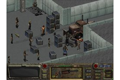 Van Buren: A Fallout RPG Adventure Game download ...