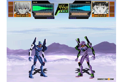 Neon Genesis Evangelion Mugen - Screenshots, images and ...